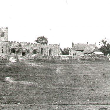 Chesterton.  St Giles Church