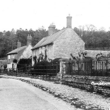 Combrook.  Village street