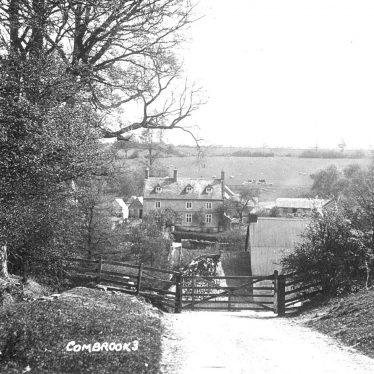 Combrook.  Looking towards a farm