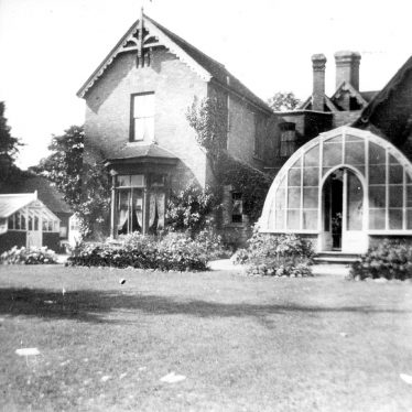 Henley in Arden.  Rectory
