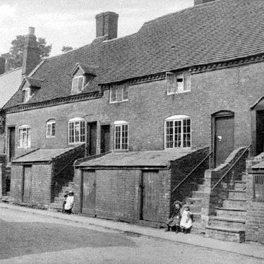 Cubbington.  Ledbrook Road
