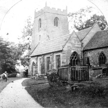 Lillington.  St Mary Magdalene church