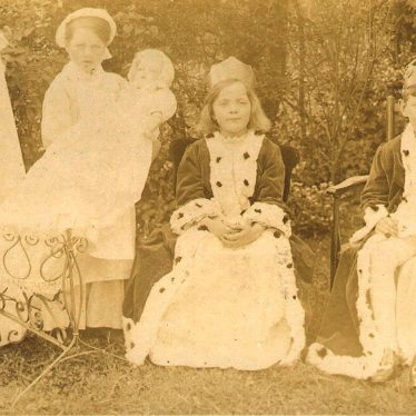 Studley.  King and Queen, with nurse and princess