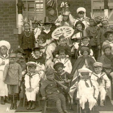 Studley.  Council School infants