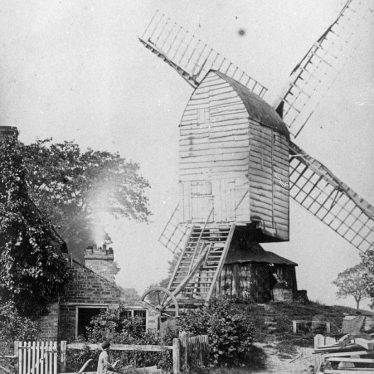 Cubbington.  Windmill
