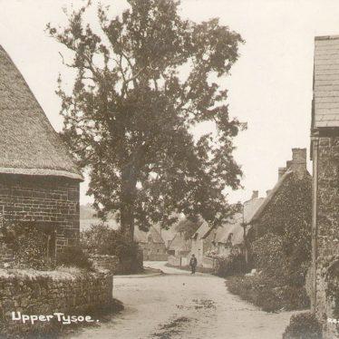 Tysoe.  Upper Tysoe