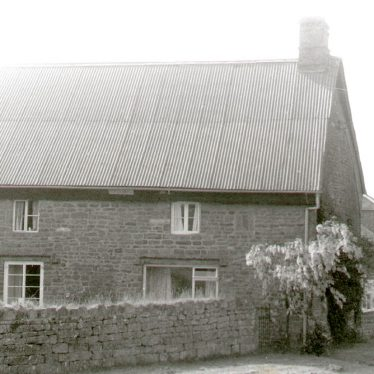 Tysoe.  Badger's Farm house