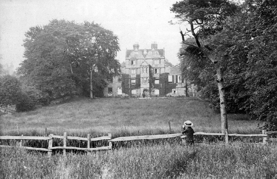 The Marble House, Warwick.  1903 |  IMAGE LOCATION: (Warwickshire County Record Office)