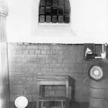Warwick.  Warwick Gaol, cells