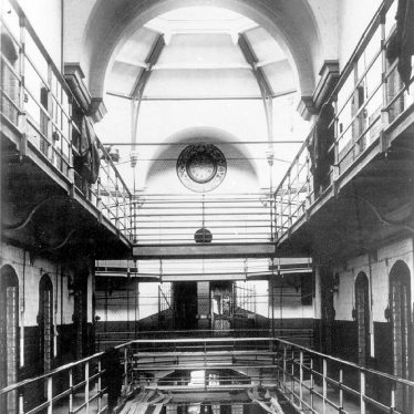 Warwick.  Cape Road, Warwick Prison, interior