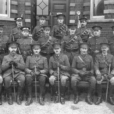 Warwickshire Yeomanry.