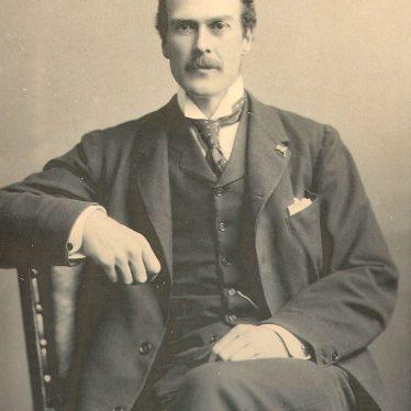 Warwick.  Alfred Lyttleton M.P.