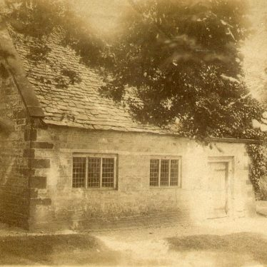 Ettington.  Quaker Meeting House