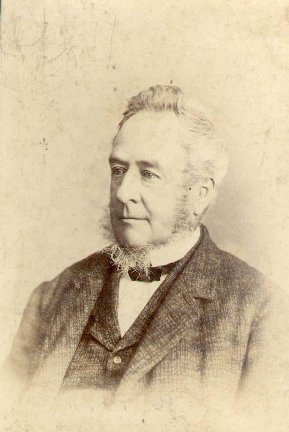 Unidentified man, Ettington.  1890s |  IMAGE LOCATION: (Warwickshire County Record Office)