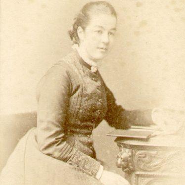 Ettington.  Mary Margaret Lowe