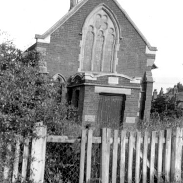 Clifford Chambers.  Methodist Chapel