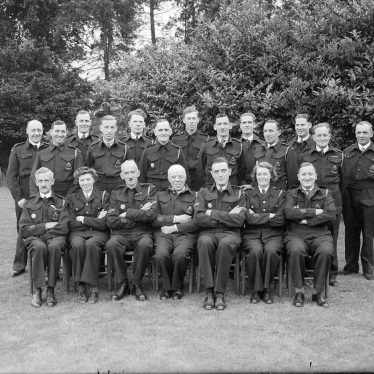 Cubbington.  Air Raid Wardens