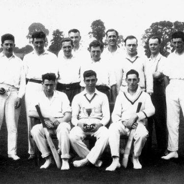 Clifford Chambers.  Cricket club team