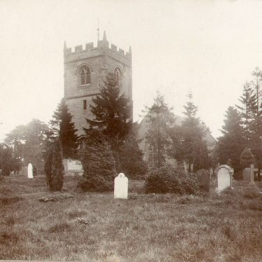 Exhall, nr Coventry.  St Giles church