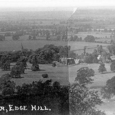 Edgehill.  Battlefield