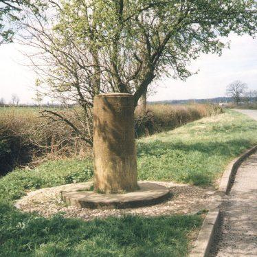 Edgehill.  Memorial