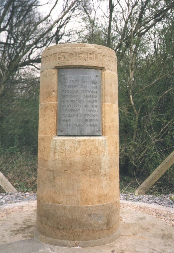 The memorial, Edge Hill.  1950s