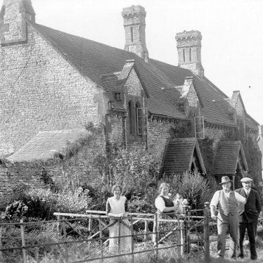 Combrook.  Cottages