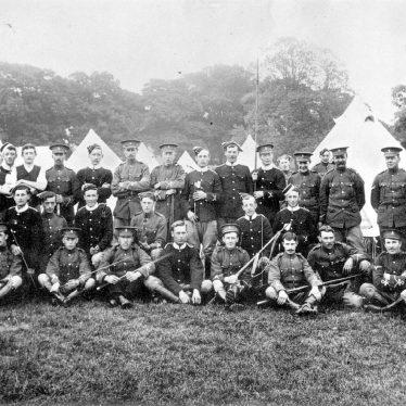 Warwickshire unspecified.  Warwickshire Yeomanry