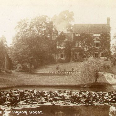 Great Alne.  Manor House
