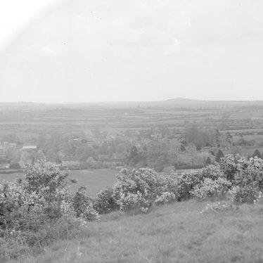 Fenny Compton.  Landscape view