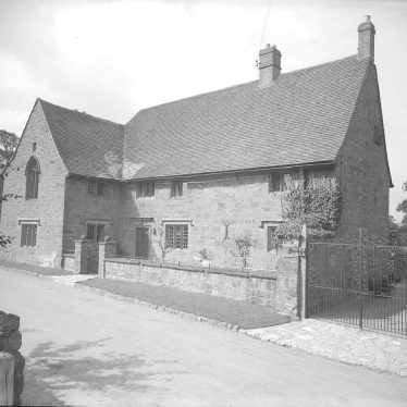 Fenny Compton.  The Woodhouse