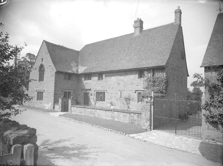 The Woodhouse, Fenny Compton.  1948 |  IMAGE LOCATION: (Warwickshire County Record Office)