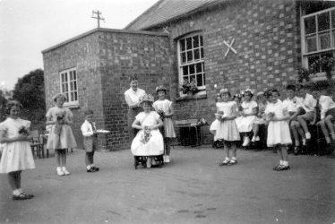 Childhood in Gaydon