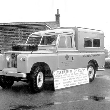 Grandborough.  Ambulance bought for Basutoland