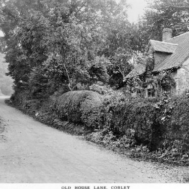Corley.  Old House Lane