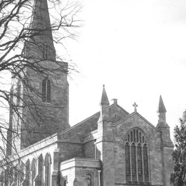 Great Wolford.  Church