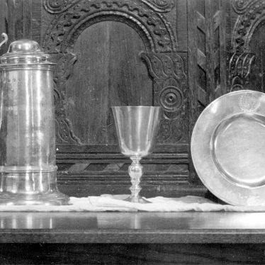 Grendon.  Church, plate