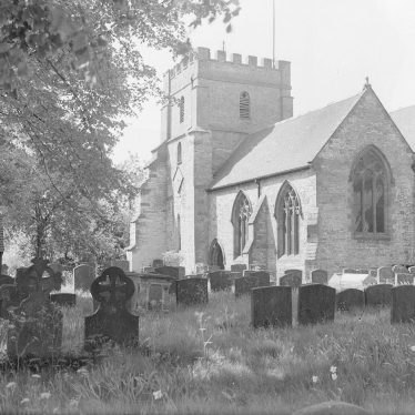 Harbury.  All Saint's church