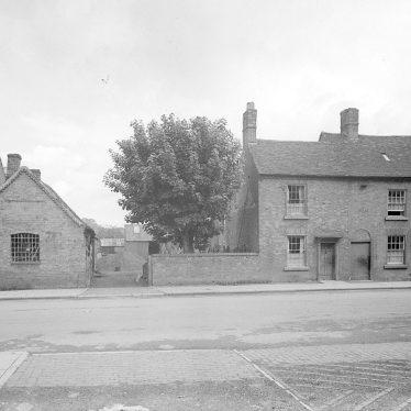 Henley in Arden.  Cottages