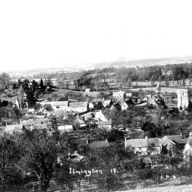 Ilmington.  Village view