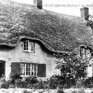 """Ilmington.  """"The  Bevingtons"""""""