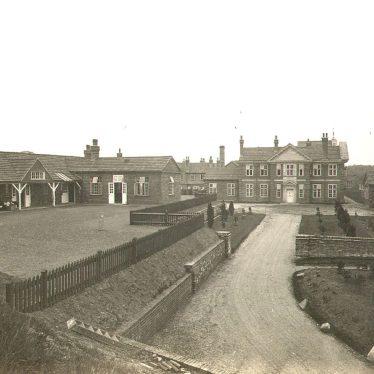 Hatton.  Hospital buildings