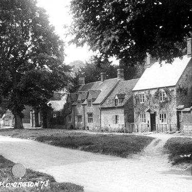 Honington.  Main street