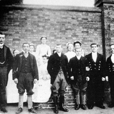 Charlecote Park servants