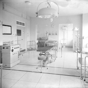 Hatton.  King Edward VII Memorial Hospital operating theatre