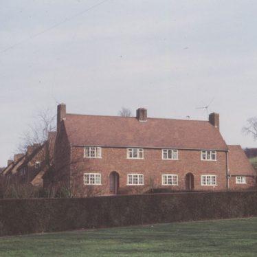 Henley in Arden.  Warwick Road