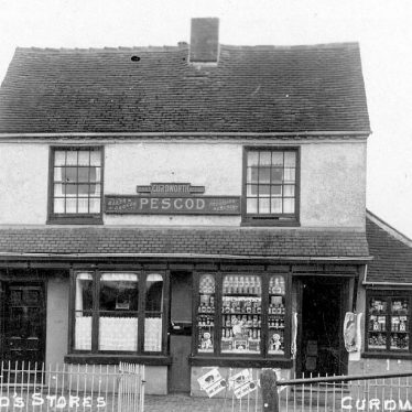 Curdworth.  Post Office