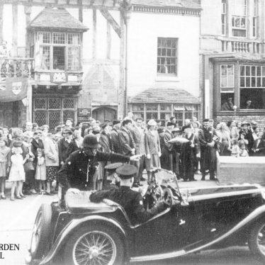 Henley in Arden.  Carnival