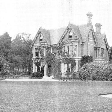 Hatton. Nunhold Grange
