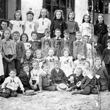 Ladbroke.  A school group photograph